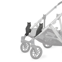 UPPAbaby VISTA 2015 Lower Adapter (2 Pack), Pram, Stroller Accessories
