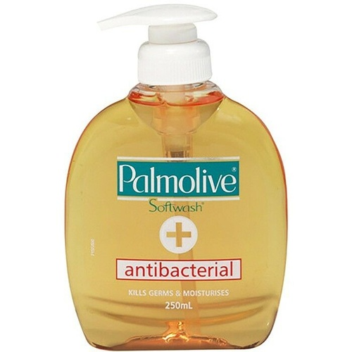 Palmolive Softwash Pump Antibact Hand Wash 250Ml